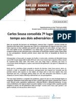 Press Carlos Sousa 10.01.10