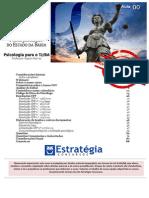 Psicologia TJ BA 00 2
