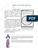Guía de Catequesis Para Taller Adviento (2)