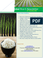 15th December,2014 Daily Global Rice E-Newsletter by Riceplus Magazine