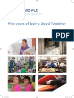 Whitbread Corporate Responsibility Report 2014