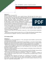 Work in Progress Junqueira Antiga - Documento