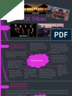 Task 10 UK Tribes