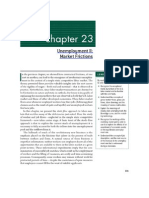 Unemployment Chapter23