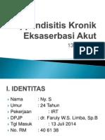 13 Juli 2014 - App Kronik Eksaserbasi Akut