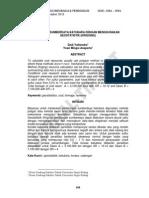 paper kriging dosen teknik pertambangan