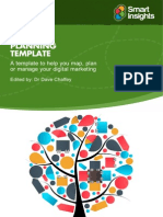 RACE Digital Marketing Plan Template Smart Insights