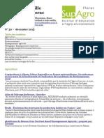 Bulletin de  veille 50 de décembre 2014