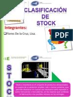 Clasificacion de Stock2