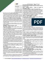 Cespe - 2014 - Gerenciamento de Projetos - Exercícios