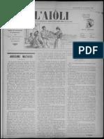 L'Aiòli. - Annado 05, n°149 (Febrié 1895)