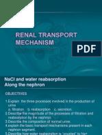 Renal Transport