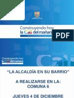 Alcaldia en Tu Barrio Comuna 6 - Dic 4.2014[1]
