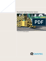 Panzerbelt Cable Protection System Catalogue