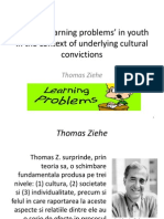 Normal Learning Problems' in Youth