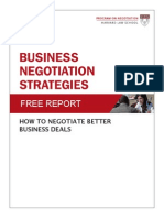 BusinessNegotiations_FreeReport