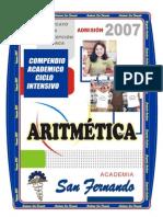 3ARITMETICA