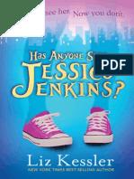 Has Anyone Seen Jessica Jenkins? by Liz Kessler Chapter Sampler