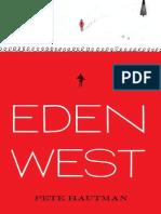 Eden West by Pete Hautman Chapter Sampler