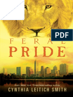 Feral Pride by Cynthia Leitich Smith Chapter Sampler