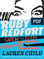 Ruby Redfort Catch Your Death Book #3 by Lauren Child Chapter Sampler