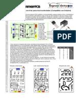 Control de Potencia Para Microcontroladores y Compatible Con Arduino