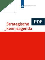 Strategische Kennis Agenda ministerie Economische Zaken