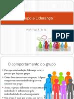Grupo e Liderança