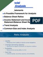 Lecture Finacial Ratio Analysis