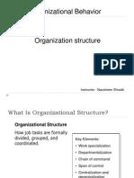 11.Organization Structure