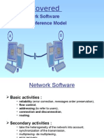Network Software & OSI Model