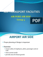 Air Transport Facilities