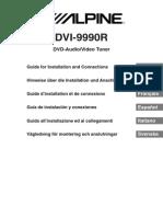 Alpine DVI 9900