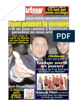 LE BUTEUR PDF du 11/01/2010