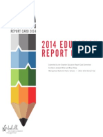 Education Report Card 2014 Final
