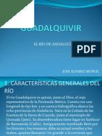 La Actividad Turística en el Guadalquivir