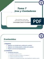 Registros y Contadores