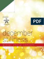 December Stillness