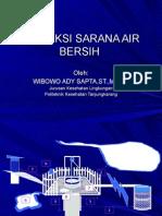 Inspeksi Sarana Air Bersih