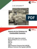 Sistema de Combustible PT