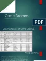crime dramas research