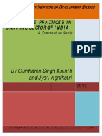 Disclosure Practices in Banking Sector of India a Comparative Study Jul 2012