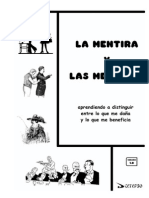 La Mentira Y Las Mentiras (Cetepso)
