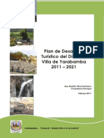 Plan Final - Yarabamba Corregido