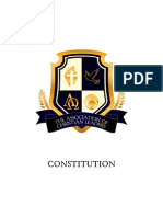 ACL Constitution