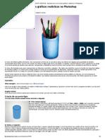 PHOTOSHOP CREATIVE - Aprenda Como Criar Ícones Gráficos Realísticos No Photoshop