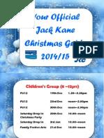 Christmas Guide 201415
