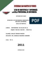 Caso Clinico SALAM