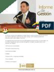Informe de Gestión HS Oscar Mauricio Lizcano