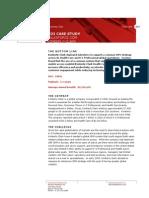 ROI Case Study - Kimberly Clark